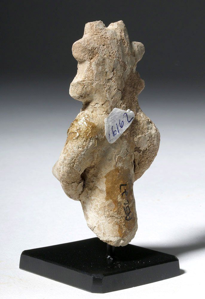 Indus Valley Pottery Fertility Idol - 2