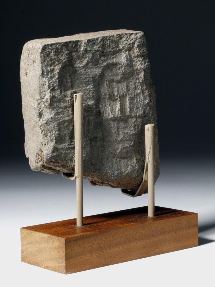Lovely Gandharan Stone Panel of Prince - 2