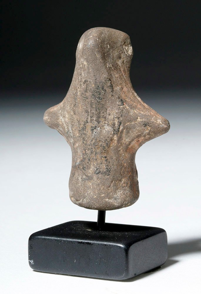 Neolithic Vinca Bird-Headed Goddess, ex-Royal Athena