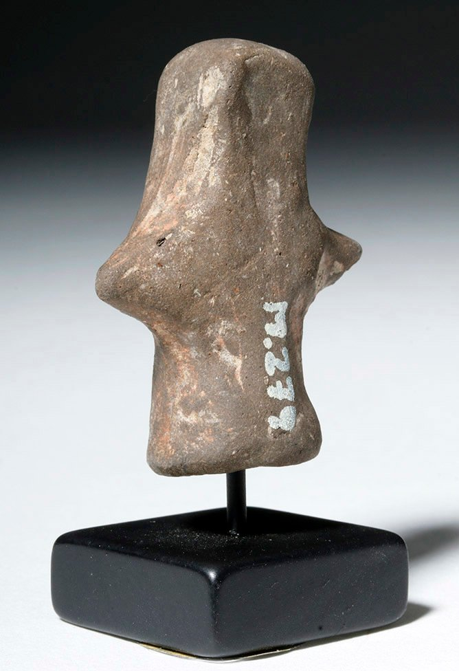 Neolithic Vinca Bird-Headed Goddess, ex-Royal Athena - 2