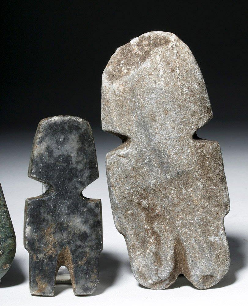 Five Guerrero Mezcala Stone Objects - 6