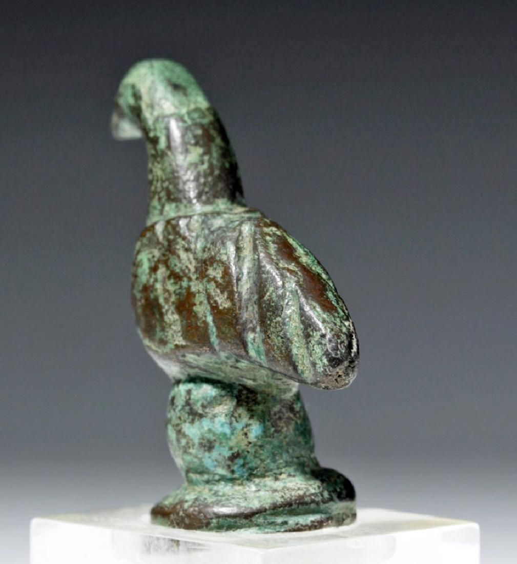 Ancient Roman Miniature Bronze Duck - 2