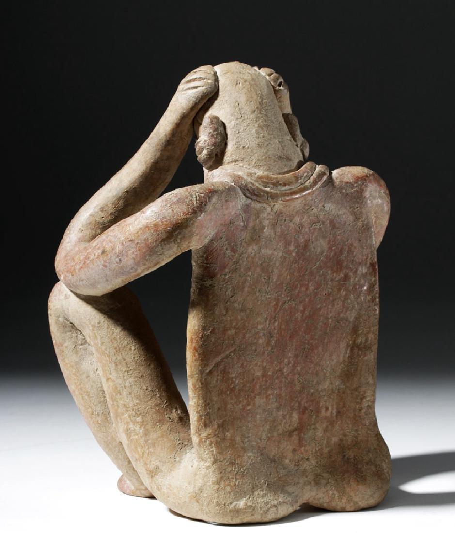 Emotive Colima Pottery Seated Flat - 4
