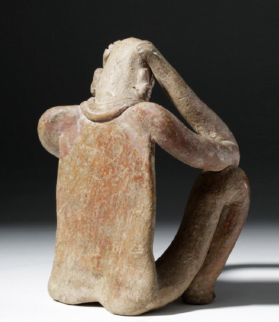 Emotive Colima Pottery Seated Flat - 5