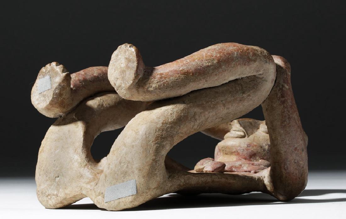 Emotive Colima Pottery Seated Flat - 7