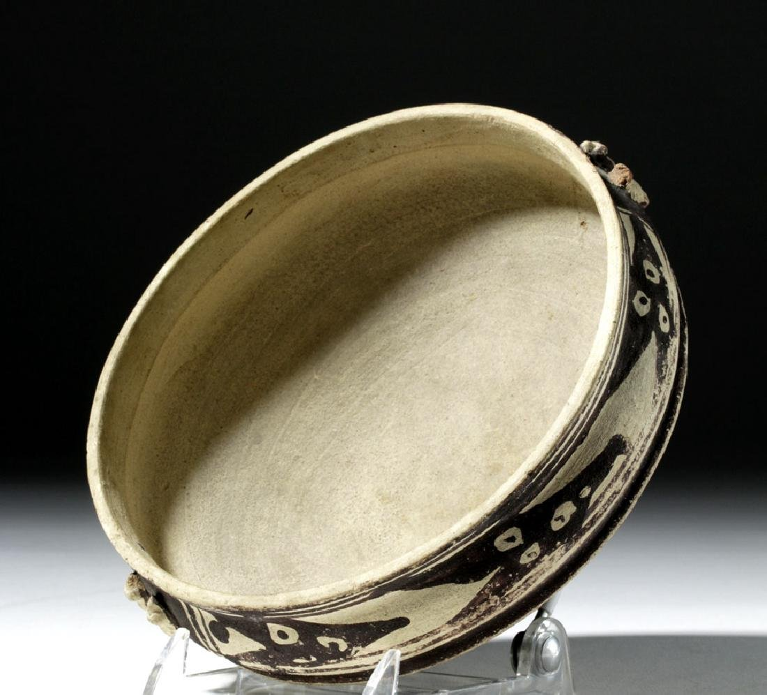Attractive Chancay Bichrome Bowl - 6