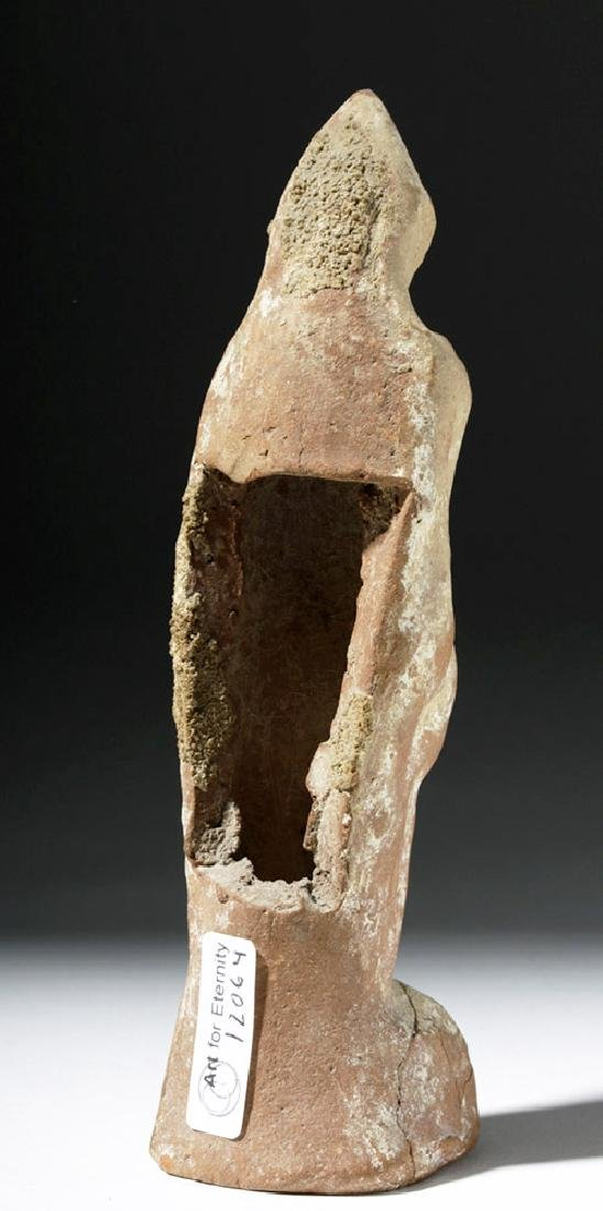 Greek Boeotian Pottery Votive of Eros - 3
