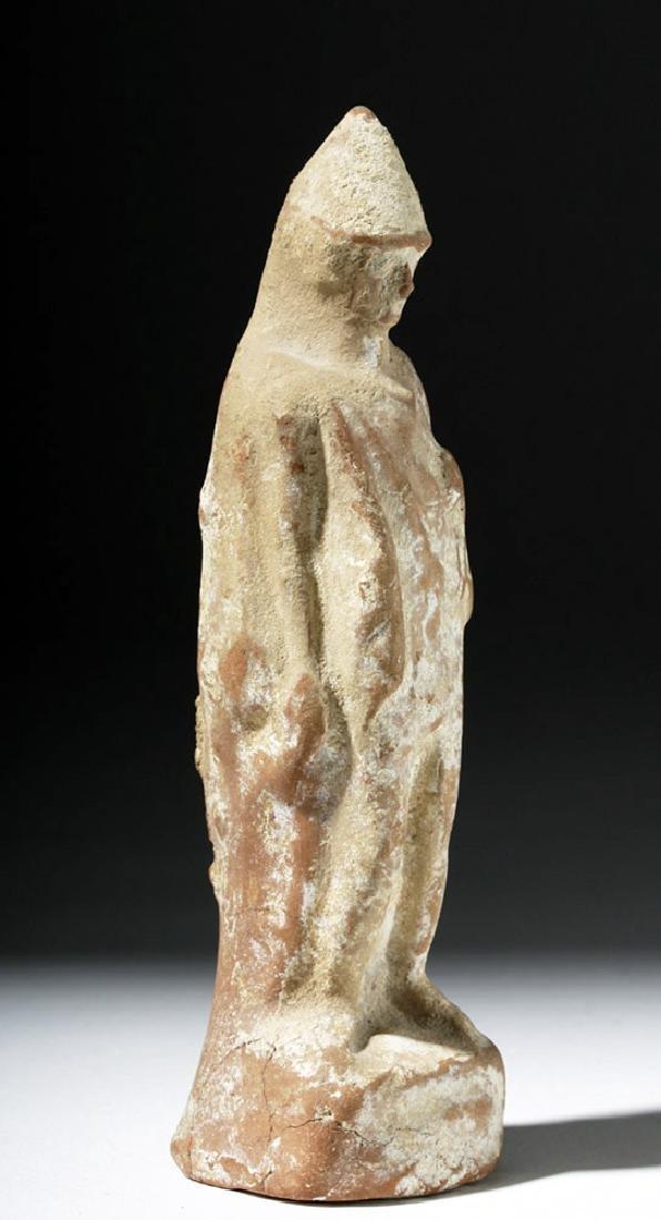 Greek Boeotian Pottery Votive of Eros - 4