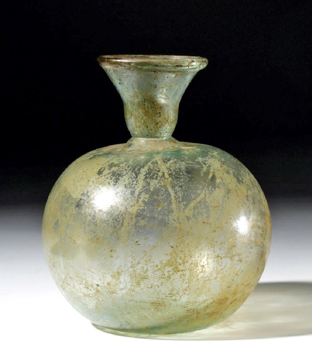 Large/Gorgeous Roman Glass Vessel