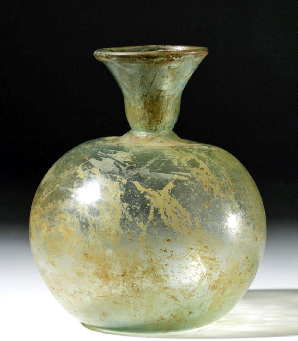 Large/Gorgeous Roman Glass Vessel - 3