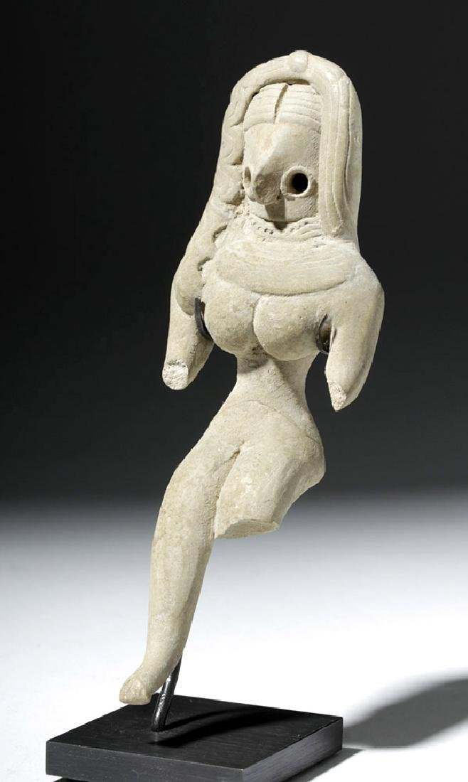Ancient Indus Valley Pottery Nal Mother Goddess