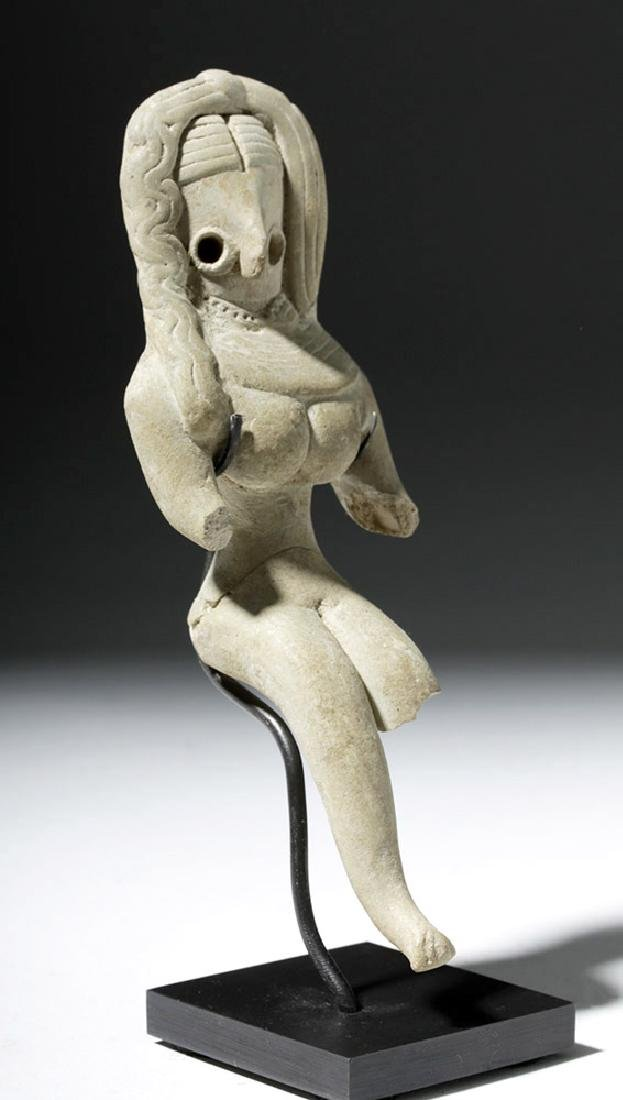 Ancient Indus Valley Pottery Nal Mother Goddess - 4