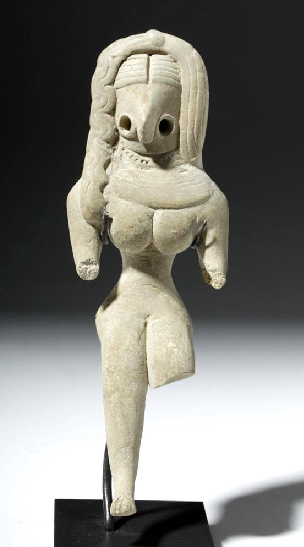 Ancient Indus Valley Pottery Nal Mother Goddess - 5