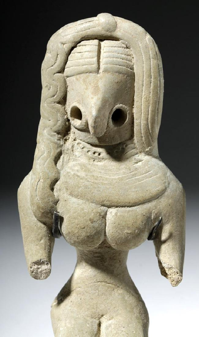 Ancient Indus Valley Pottery Nal Mother Goddess - 6