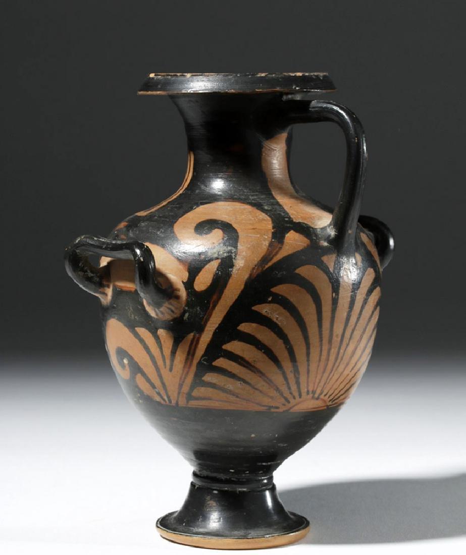Greek Apulian Red-Figure Hydria, ex-Sotheby's - 2