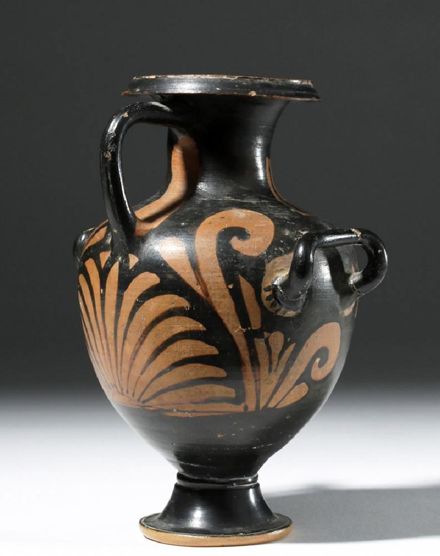 Greek Apulian Red-Figure Hydria, ex-Sotheby's - 3