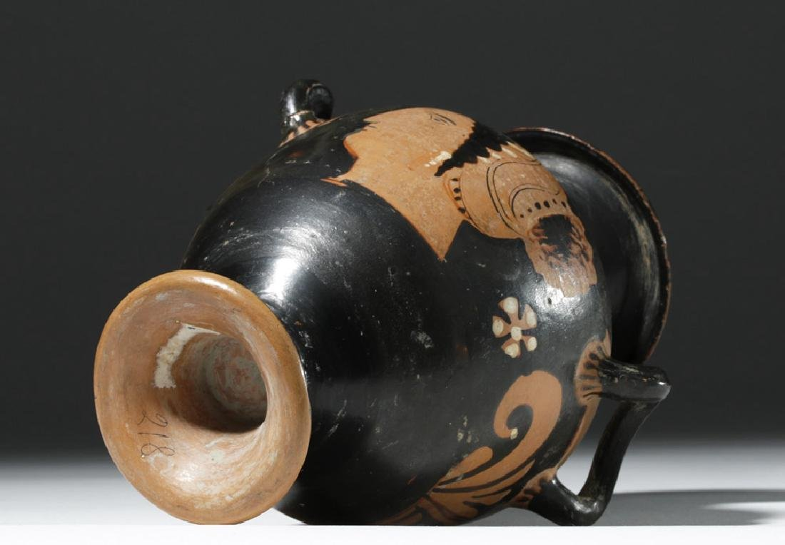 Greek Apulian Red-Figure Hydria, ex-Sotheby's - 6
