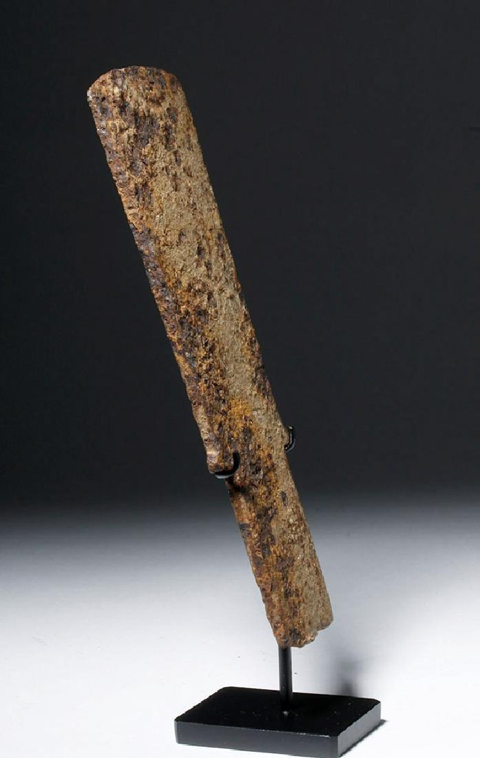 Hallstatt Iron Axe, ex-Piscopo - 2