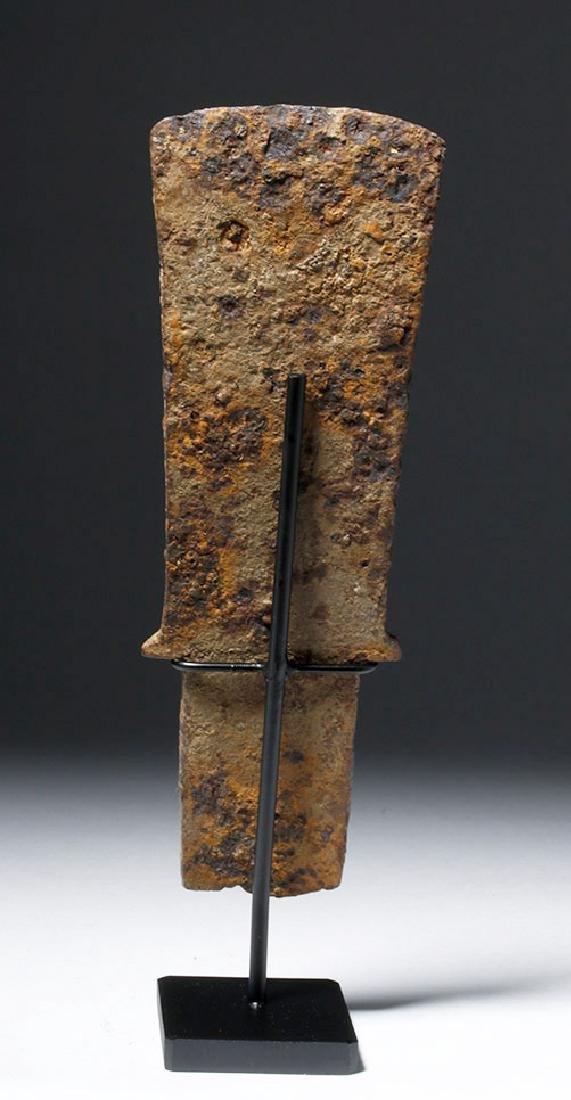 Hallstatt Iron Axe, ex-Piscopo - 4