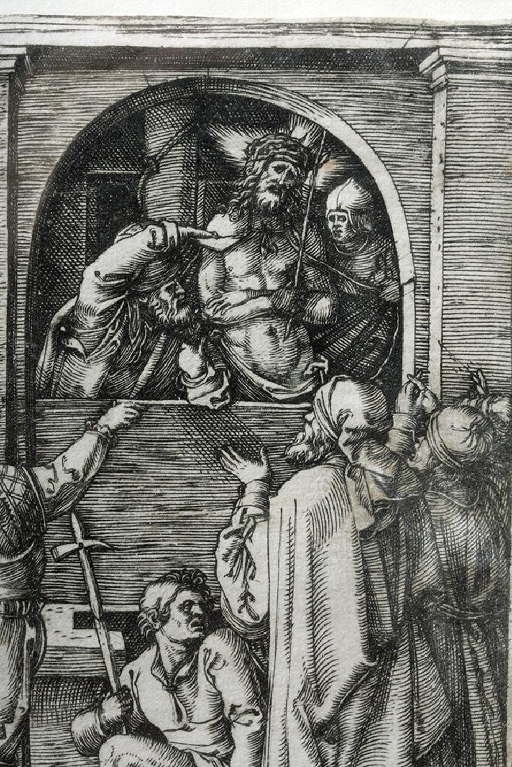 Renaissance Religious Engraving - Marcantonio Raimondi - 5