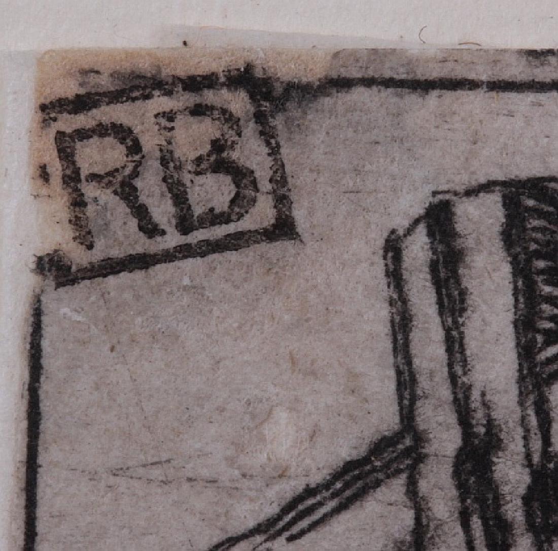 Renaissance Religious Engraving - Marcantonio Raimondi - 7