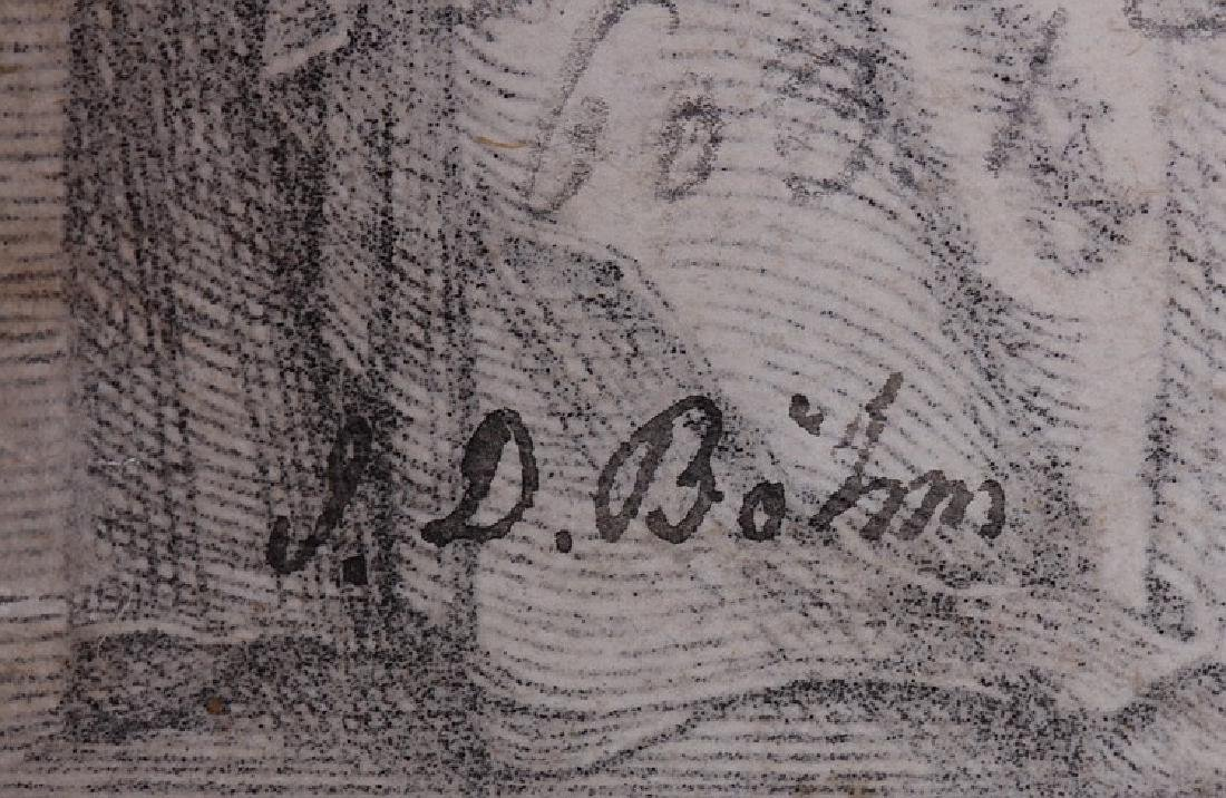 Renaissance Religious Engraving - Marcantonio Raimondi - 8