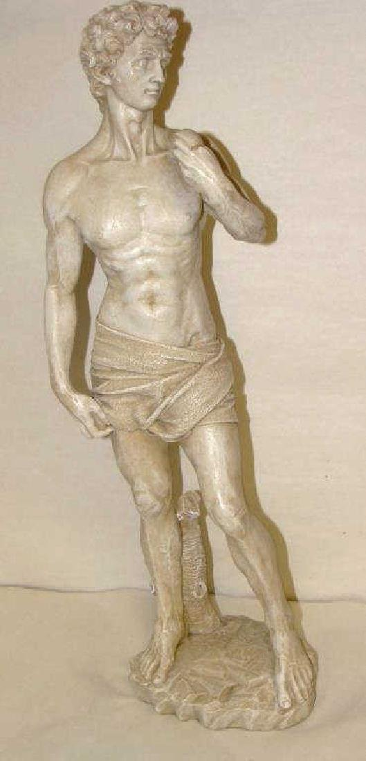 Classical Statue of David