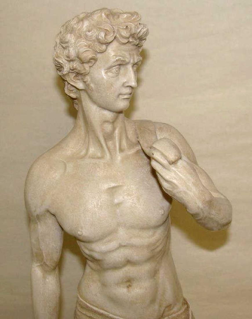 Classical Statue of David - 2