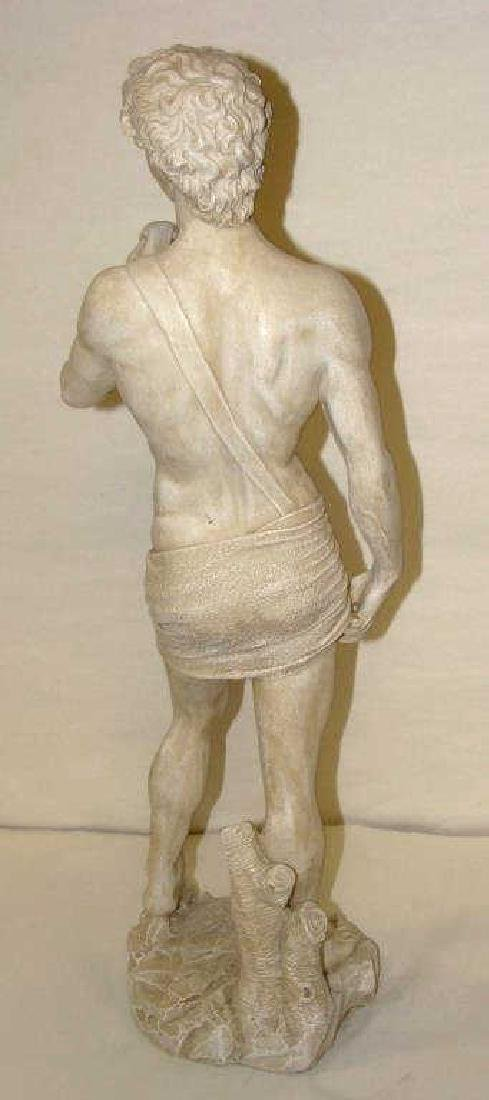 Classical Statue of David - 3