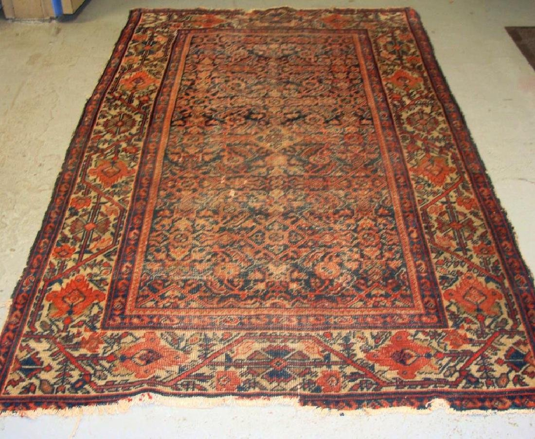 Antique Scatter Rug