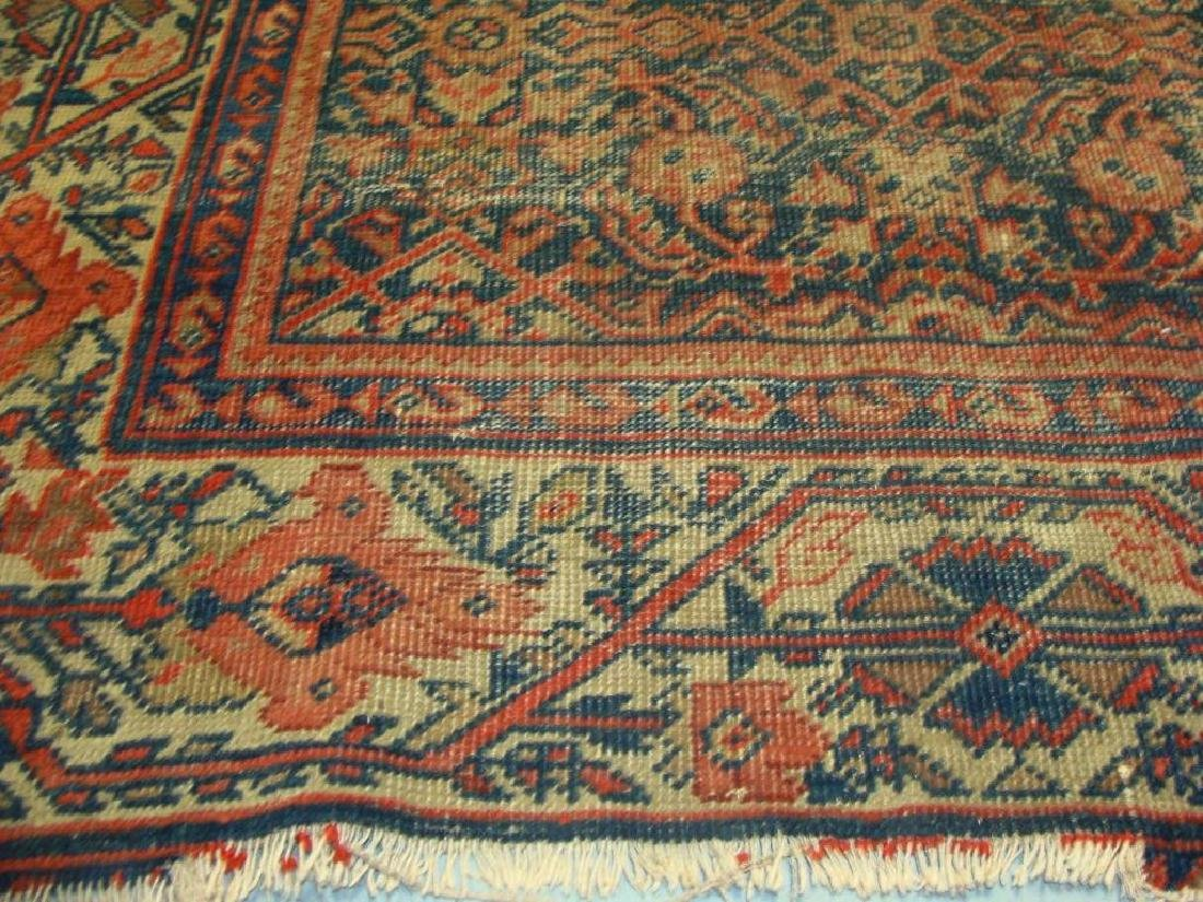 Antique Scatter Rug - 2