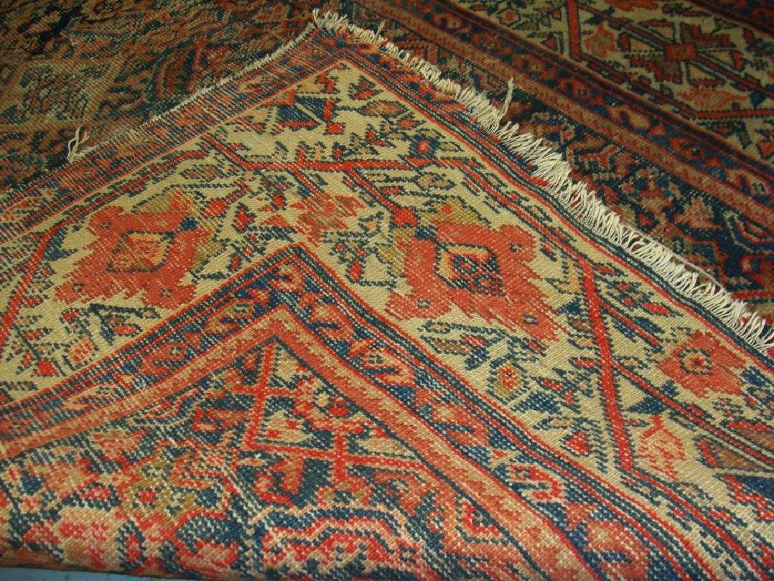 Antique Scatter Rug - 3