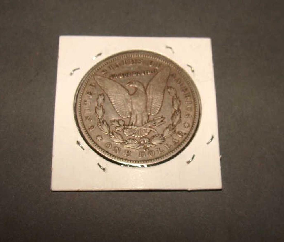 1890 Carson City Morgan Silver Dollar - 2