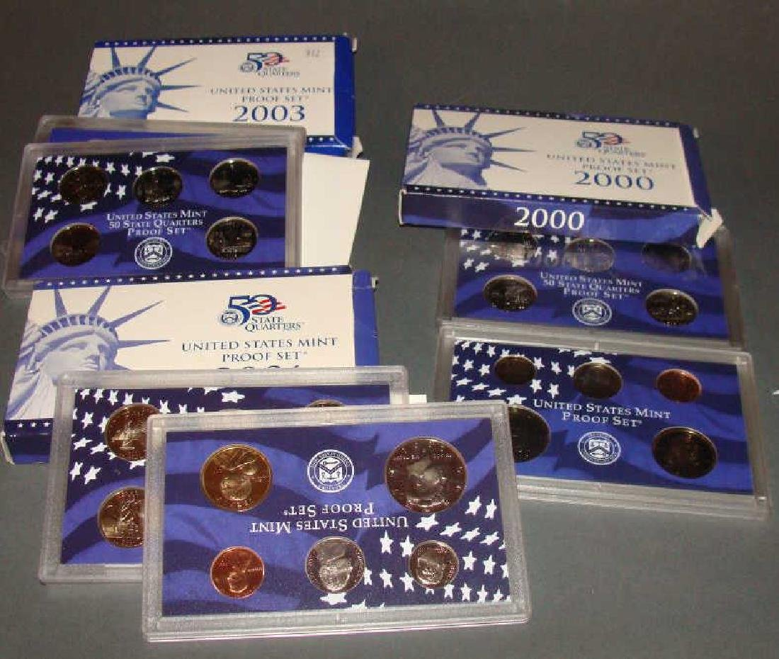 2000 United States Proof Sets