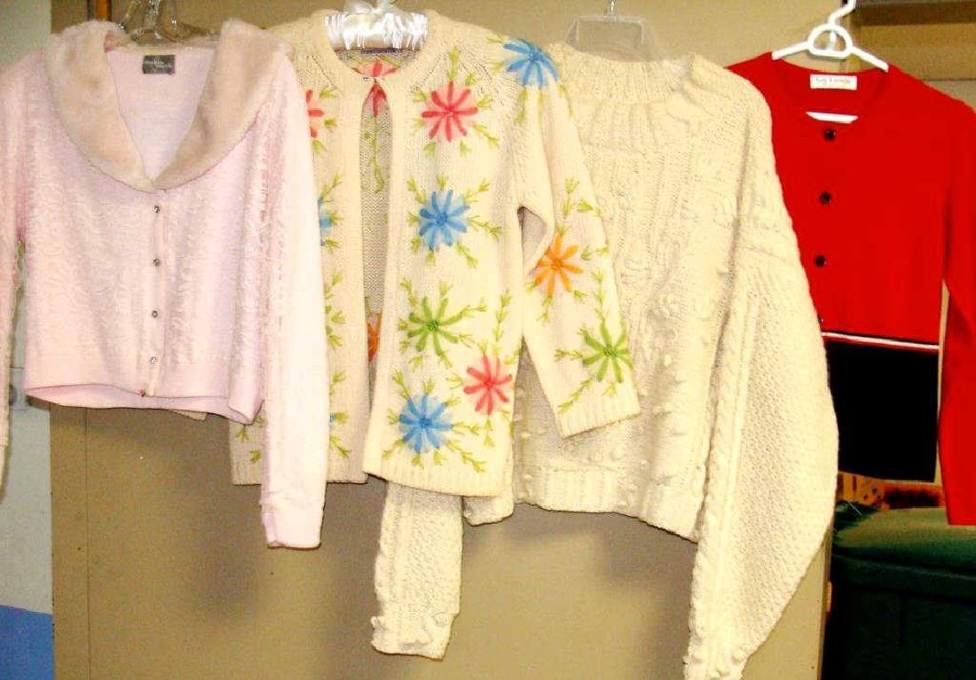 Vintage Sweaters, Guy Laroche