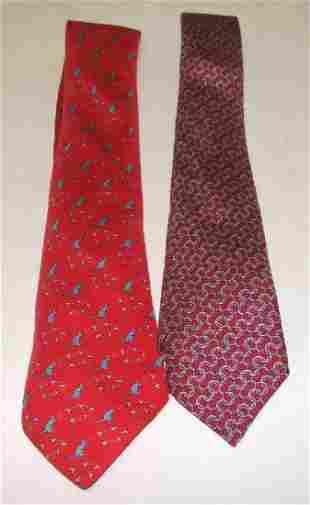Hermes Men's Designer Ties