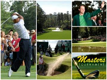 Two Badges  2018 or 2019 Masters Golf Tournament