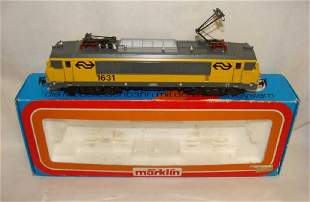 Marklin Locomotive Train 3326