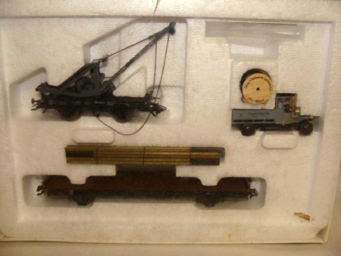 Marklin Ho Wagon Train Set 45901