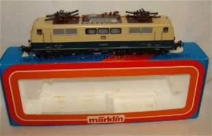 Marklin Ho Locomotive Train 3042