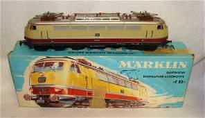 Marklin Ho Locomotive Train 3053