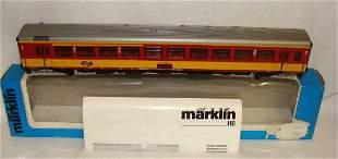 Marklin Ho Train 4162