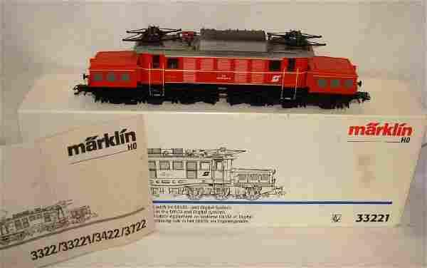 Marklin Ho Locomotive Train 33221