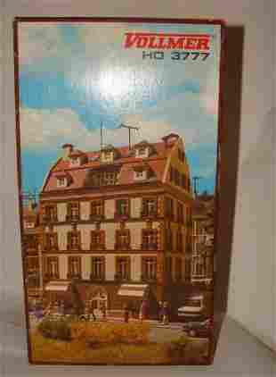 Vollmer House Train Accessories 3777