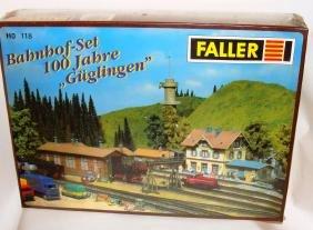 Faller City Train Model 118