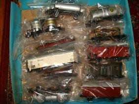 Assorted Marklin Train Lot (11)
