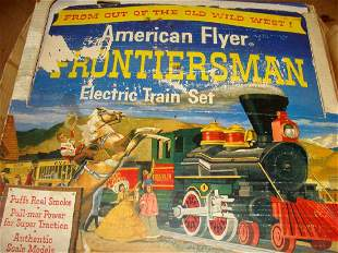 American Flyer Train Set 20550