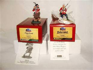 Lot of 2 Britain Toy Solider 50014C