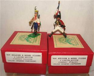 Lot of 2 Britain Toy Soldiers Wales Limited