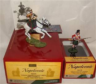 Lot of 2 Britain Toy Solider Napoleonic 36035